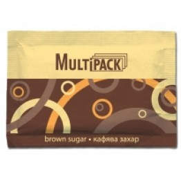 Кафява захар 150бр x 4гр (кутия)