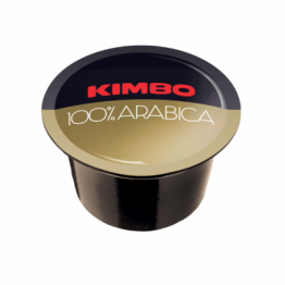 Kimbo  100% Arabica- Lavazza Blue
